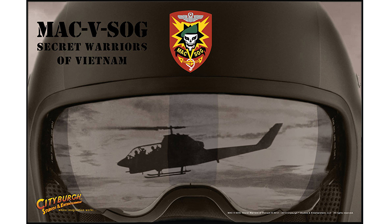 MAC-V-SOG: Secret Warriors of Vietnam